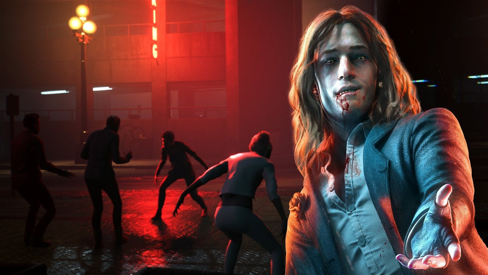 Vampire The Masquerade Getting Battle Royale Mode