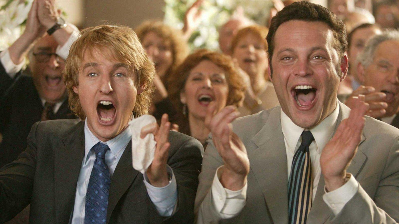 Vince Vaughn Confirms Wedding Crashers Sequel