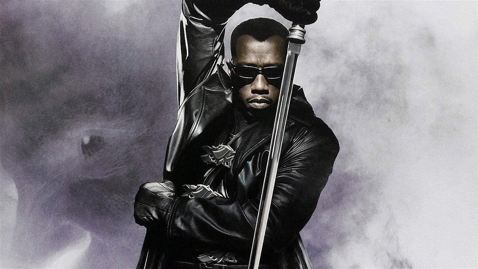 Wesley Snipes Denies Hard Feelings or Issues On Set of Blade Trinity