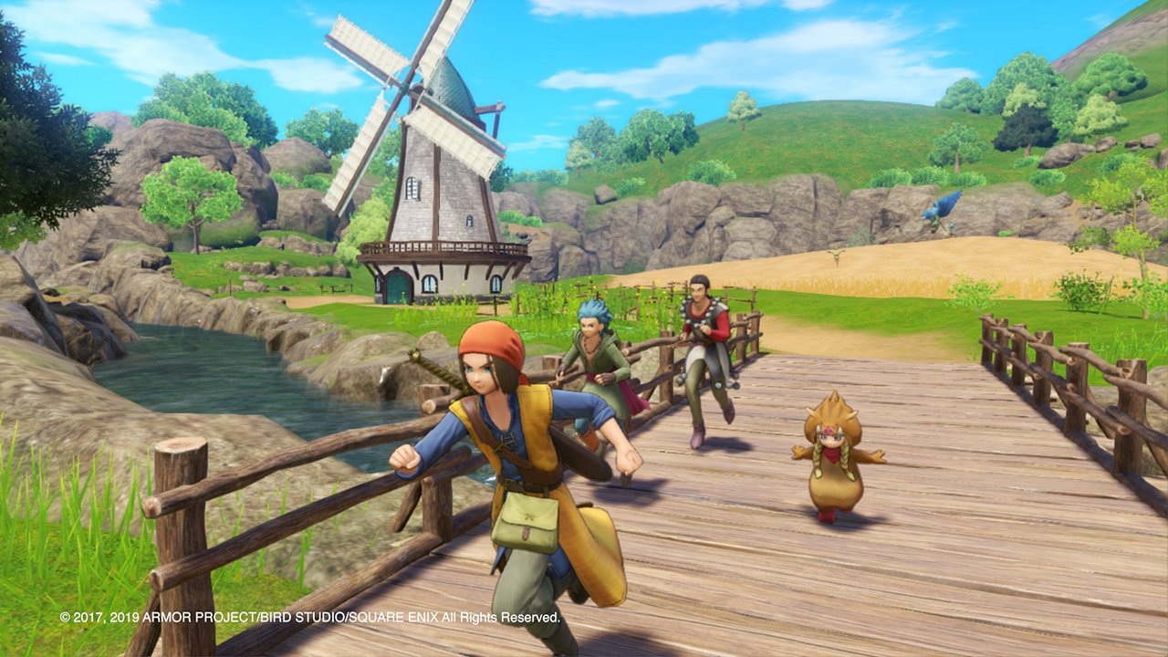 Dragon Quest Xi S: Echoes Of An Elusive Age - Definitive Edition (Playstation 4) Review