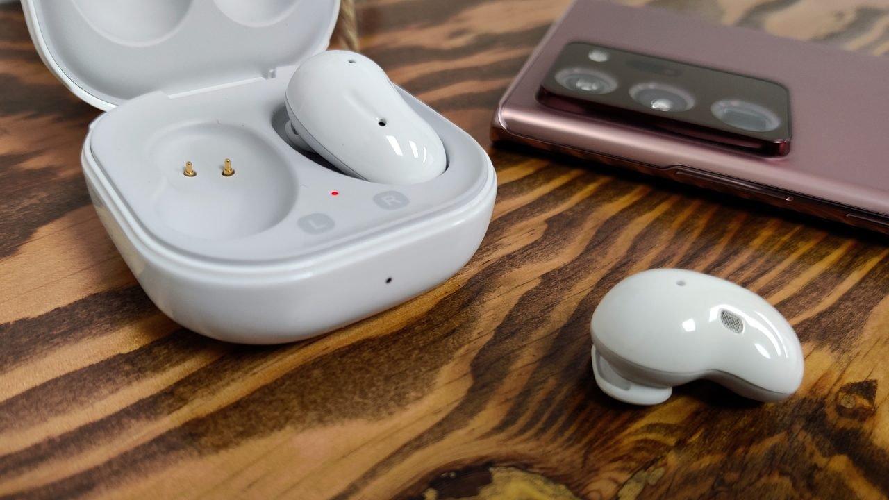 Samsung Galaxy Buds Live Headphone Review