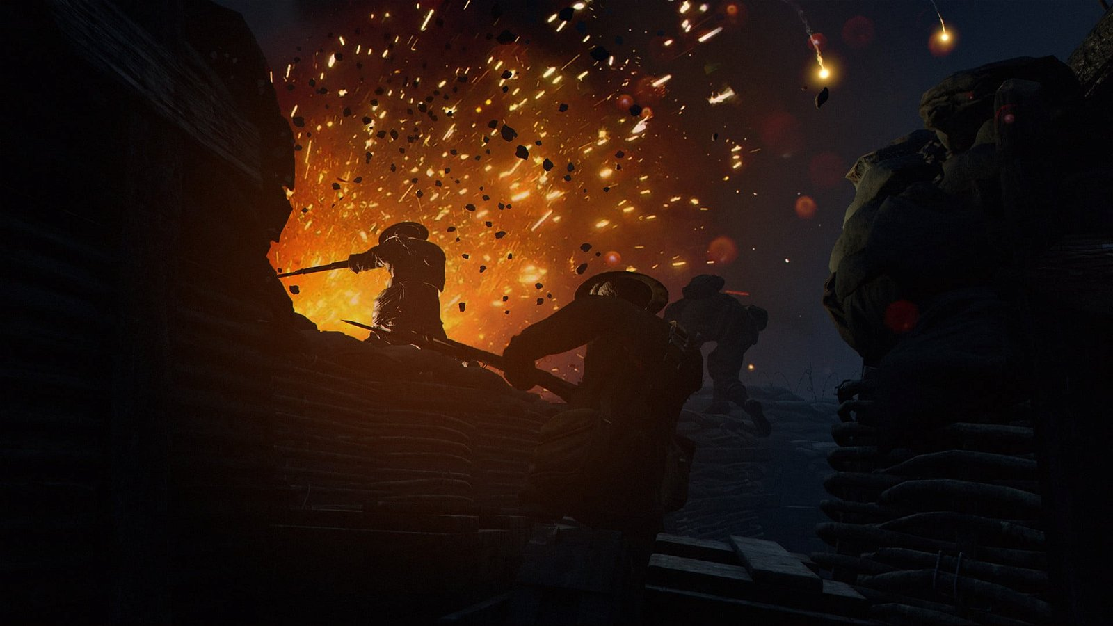 War Remains VR Experience Takes Viewers into WW1 Battles