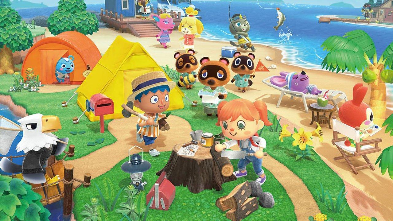 Animal Crossing and Pandemic Parenting 3