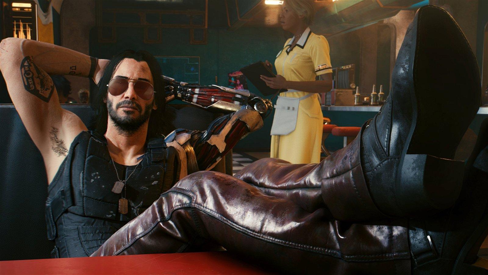 Cyberpunk 2077 Returns to PlayStation Store 1