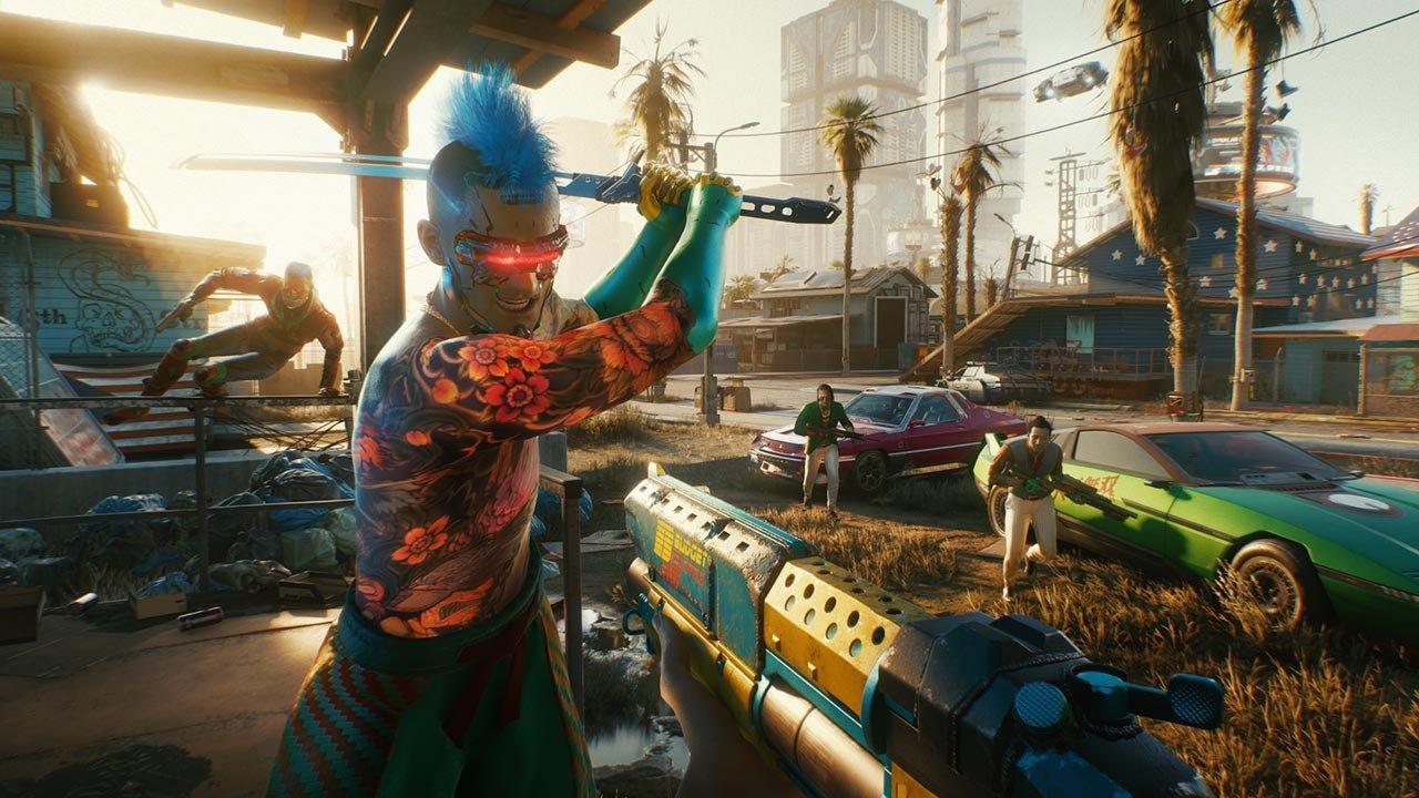 Cyberpunk 2077 (Pc) Review