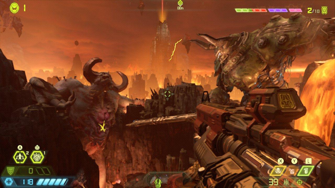 Doom Eternal (Switch) Review 26