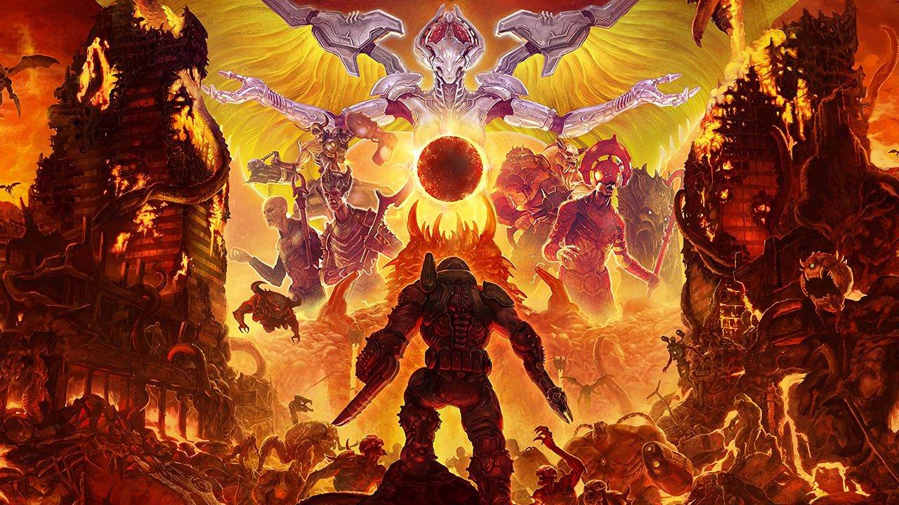 Doom Eternal (Switch) Review 32