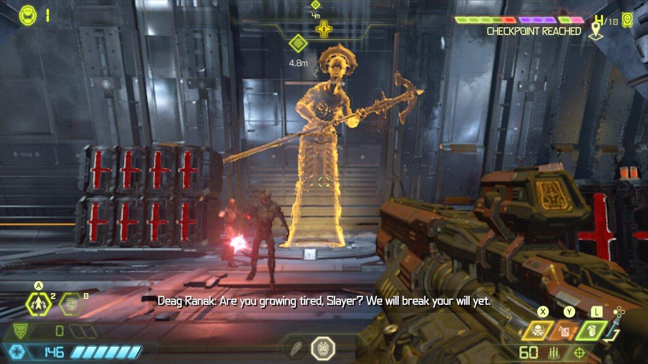 Doom Eternal (Switch) Review 5
