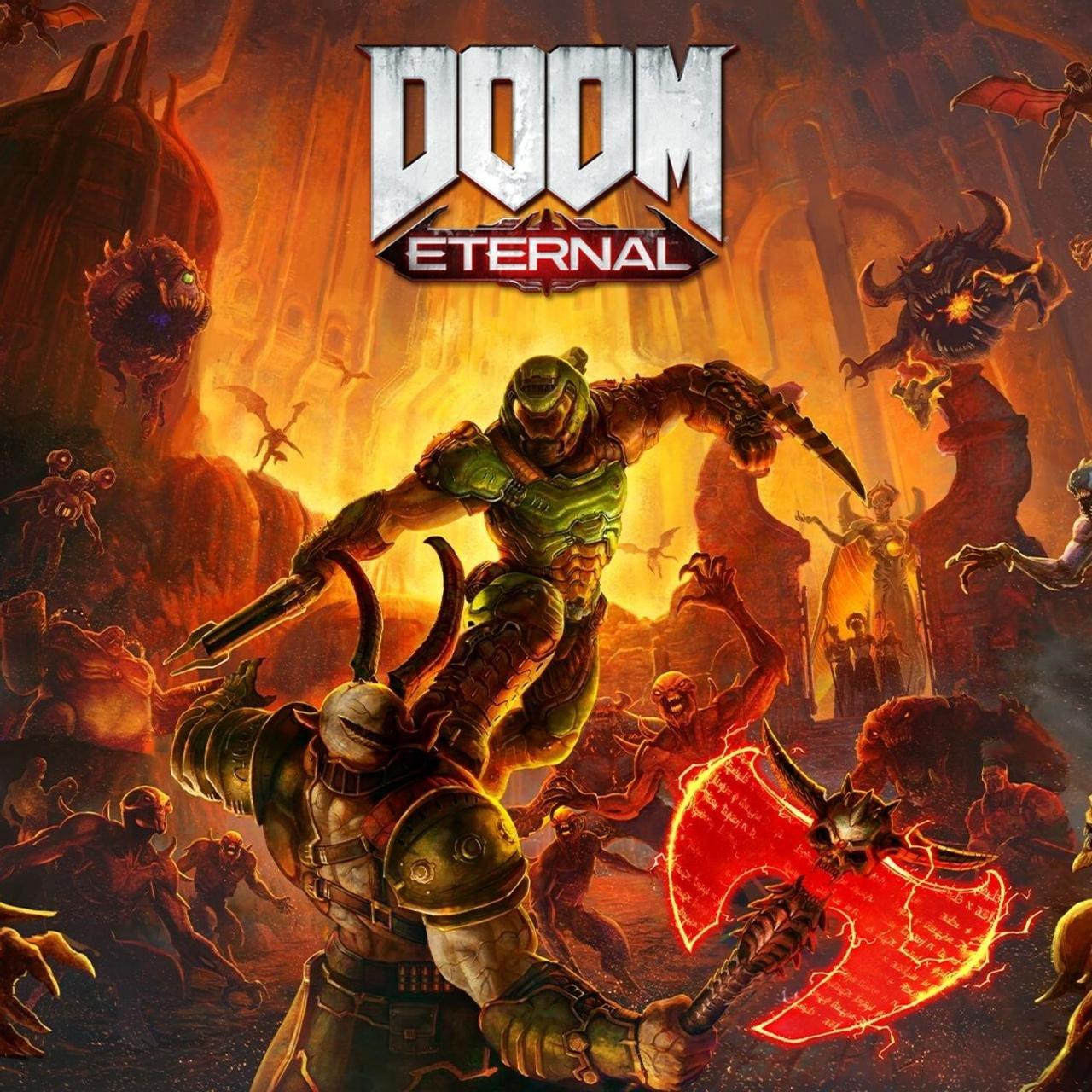 Doom Eternal (Switch) Review 1