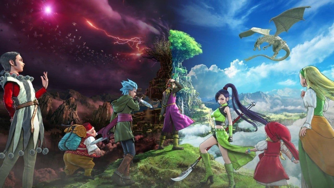Dragon Quest XI S:  Echoes of an Elusive Age - Definitive Edition (PlayStation 4) Review 5