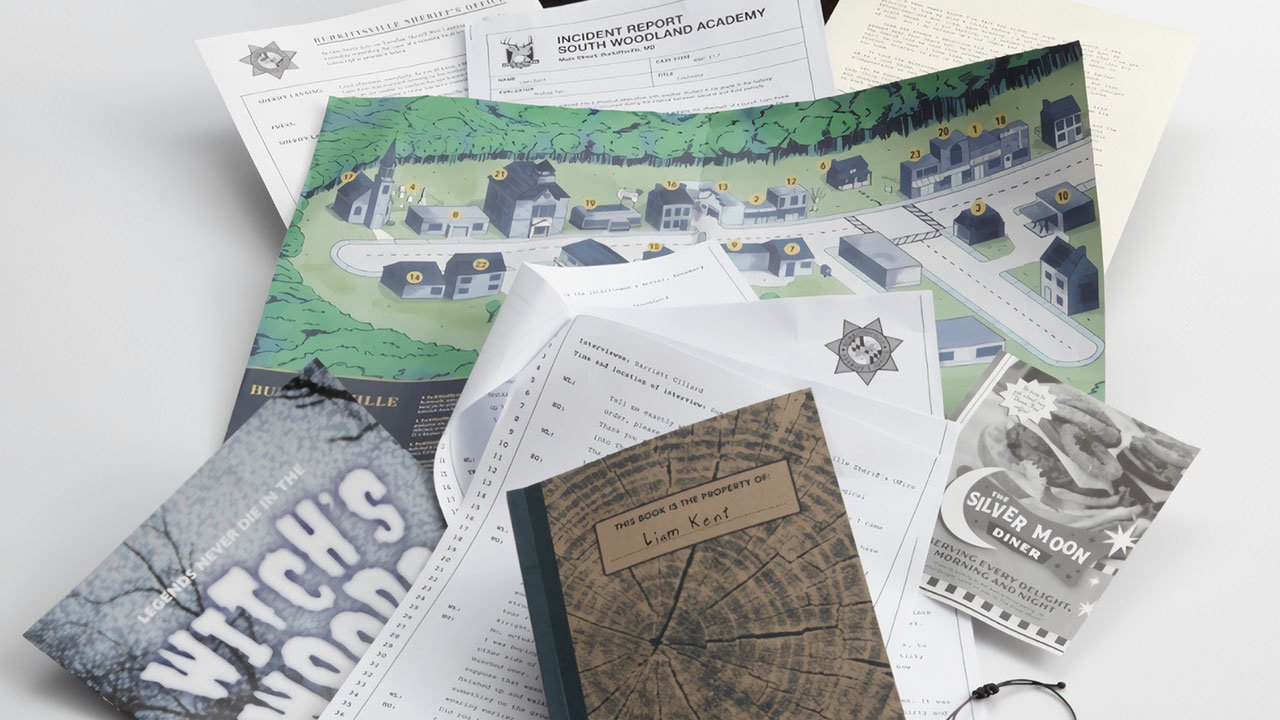 Hunt A Killer: Blair Witch Tabletop Review