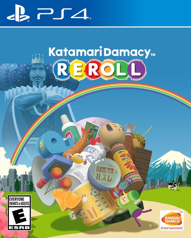 Katamari Damacy REROLL (PS4) Review 4