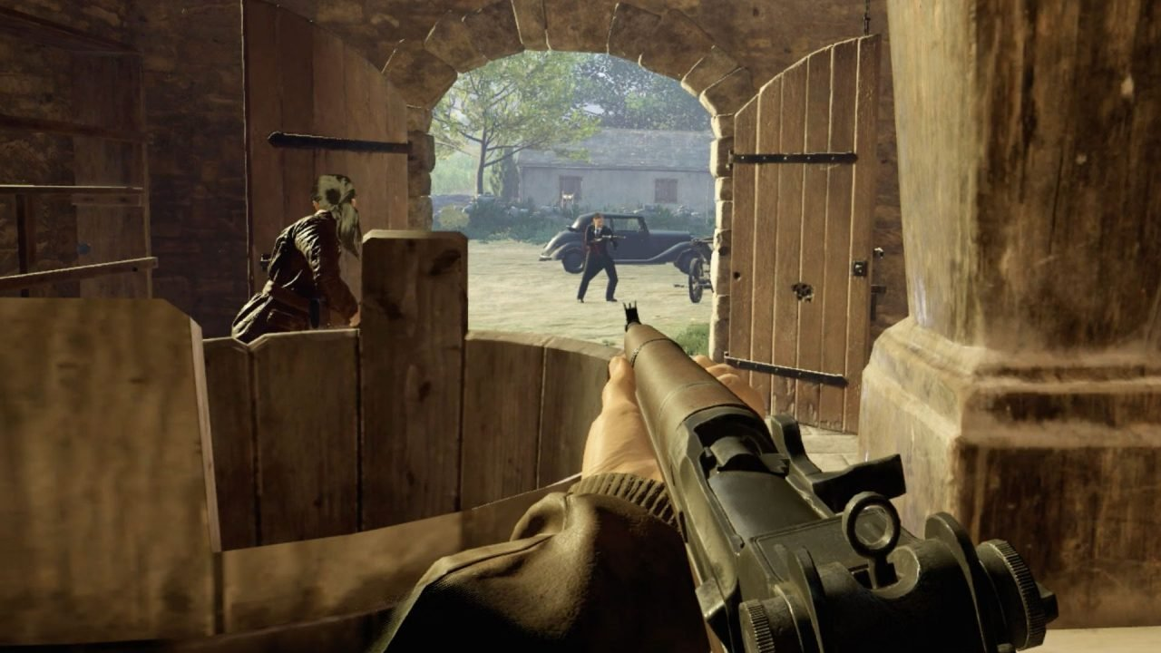 Medal Of Honor Above And Beyond (Vr) Review 5