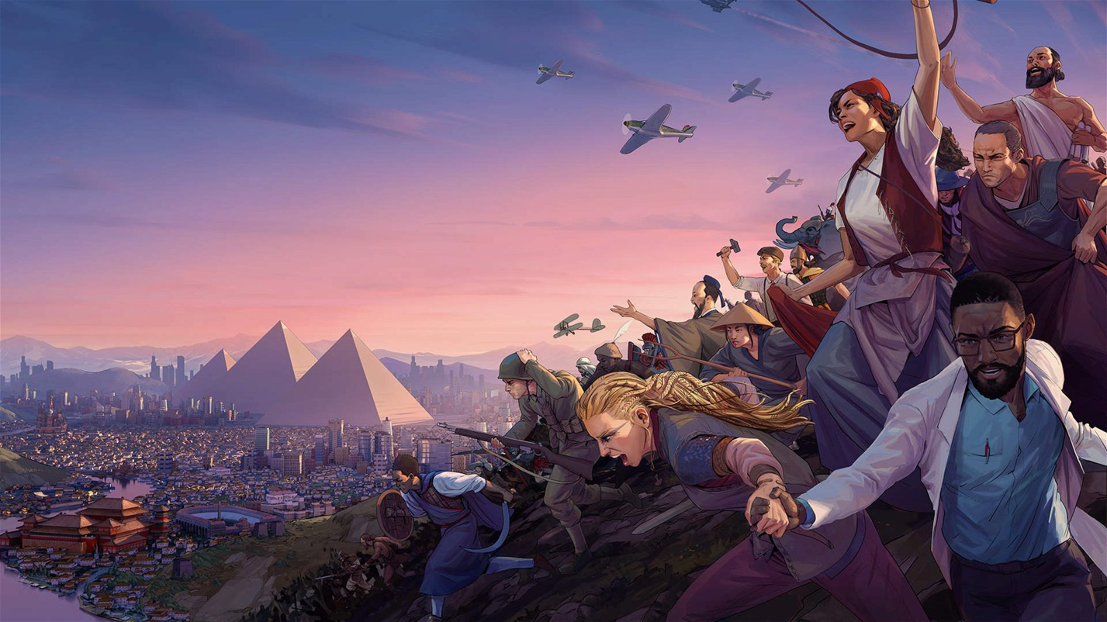 Preview: Amplitude Studios Hints at History in Humankind 3