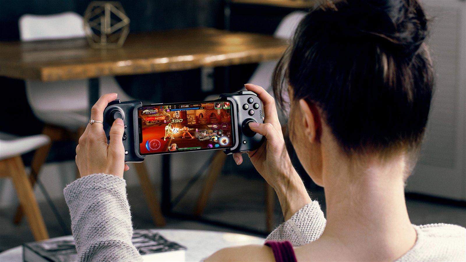 Razer Kishi for iPhone Review 1