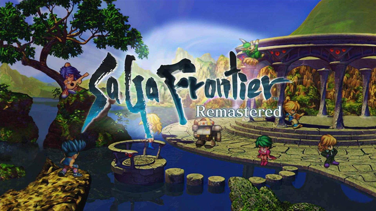 Revisit a Hidden Gem With SaGa Frontier Remastered