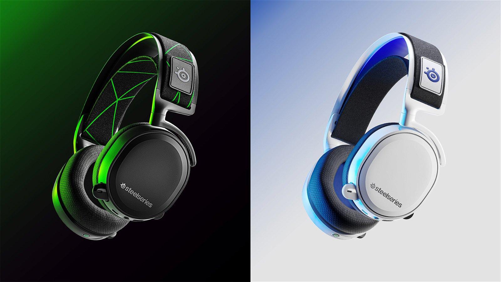 Steelseries Arctis 7X/7P Headphone Review 1