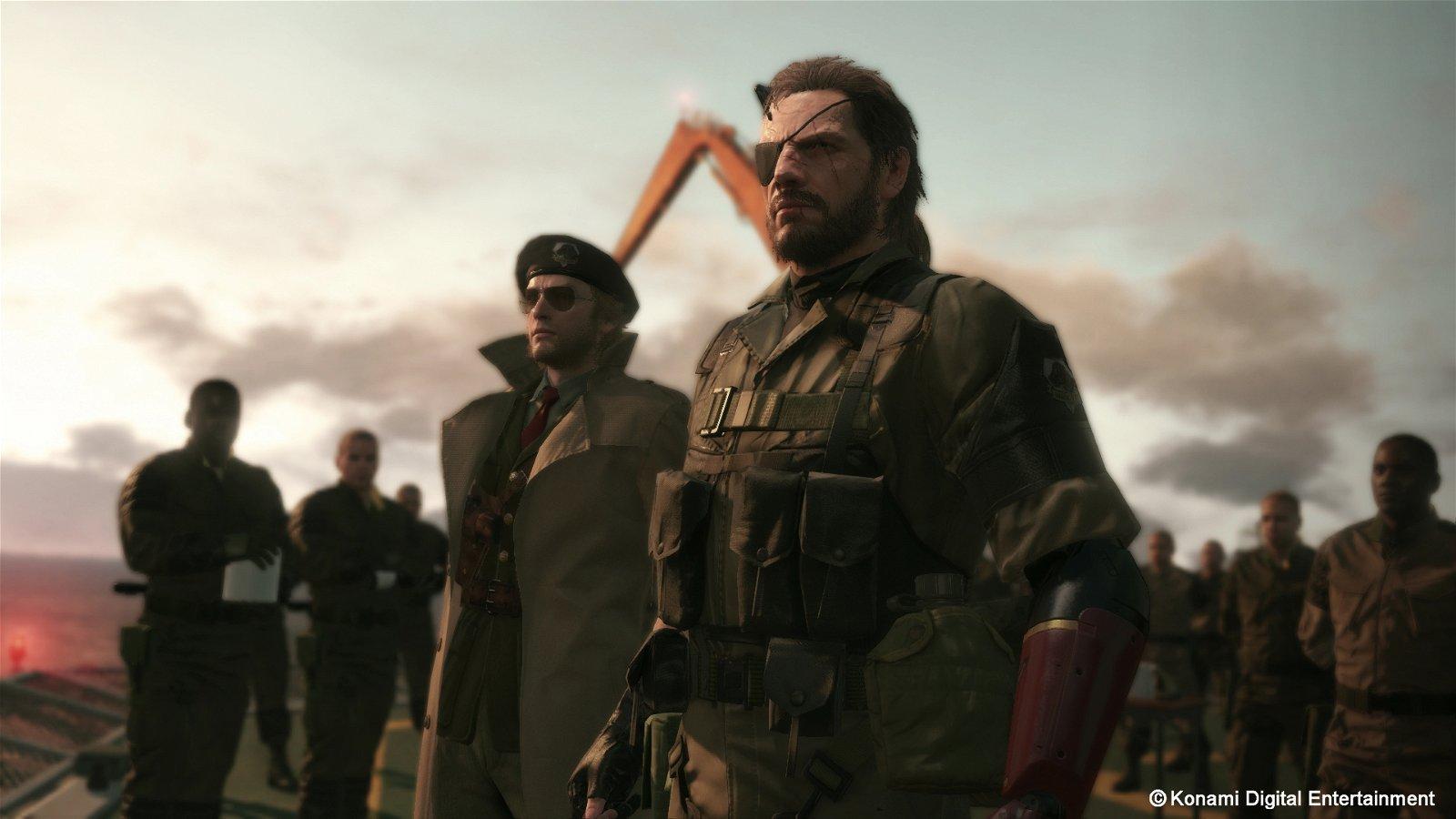 Konami Moving Staff Around, Shuts Several Divisions Down 1