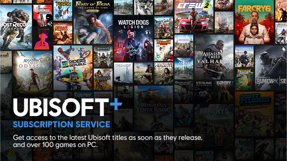 Report: Rumors Of Ubisoft Plus Joining Xbox Game Pass Just Won't Die