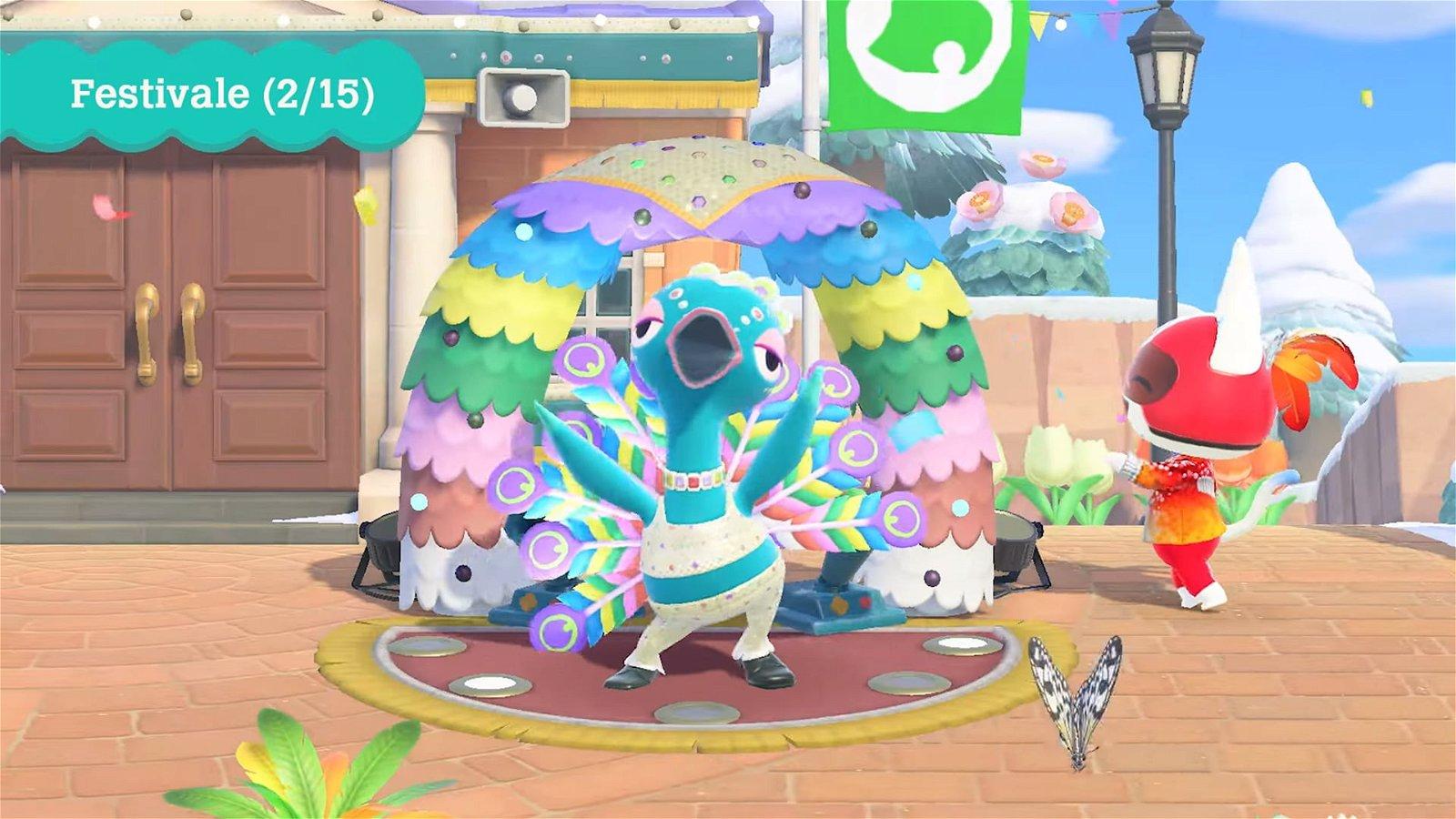 Animal Crossing New Horizons Celebrates Festivale February 15 1