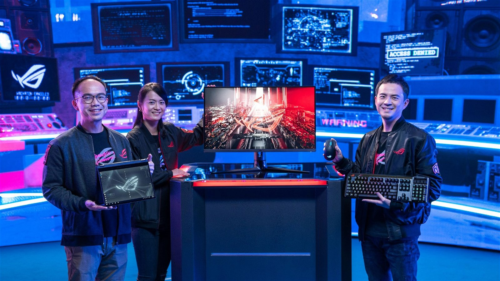ASUS ROG Line Expands With RTX 30 Series and 11th Gen Intel CPUs 13