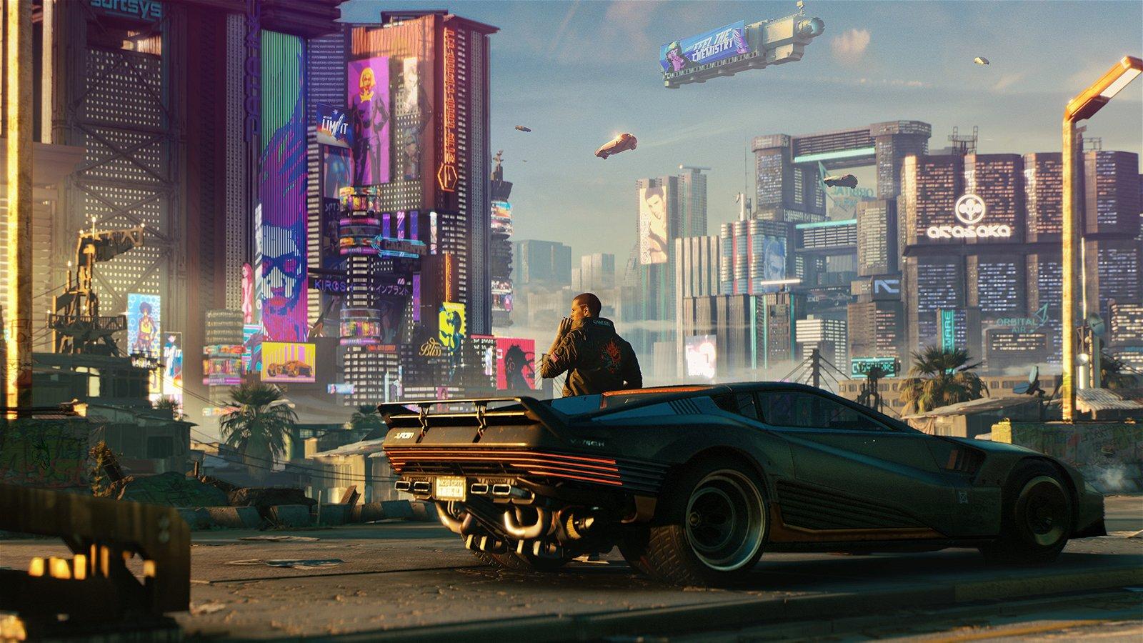 "Cyberpunk 2077 Devs Deny Rumors of ""No-Man's Sky"" Type Comeback 2"