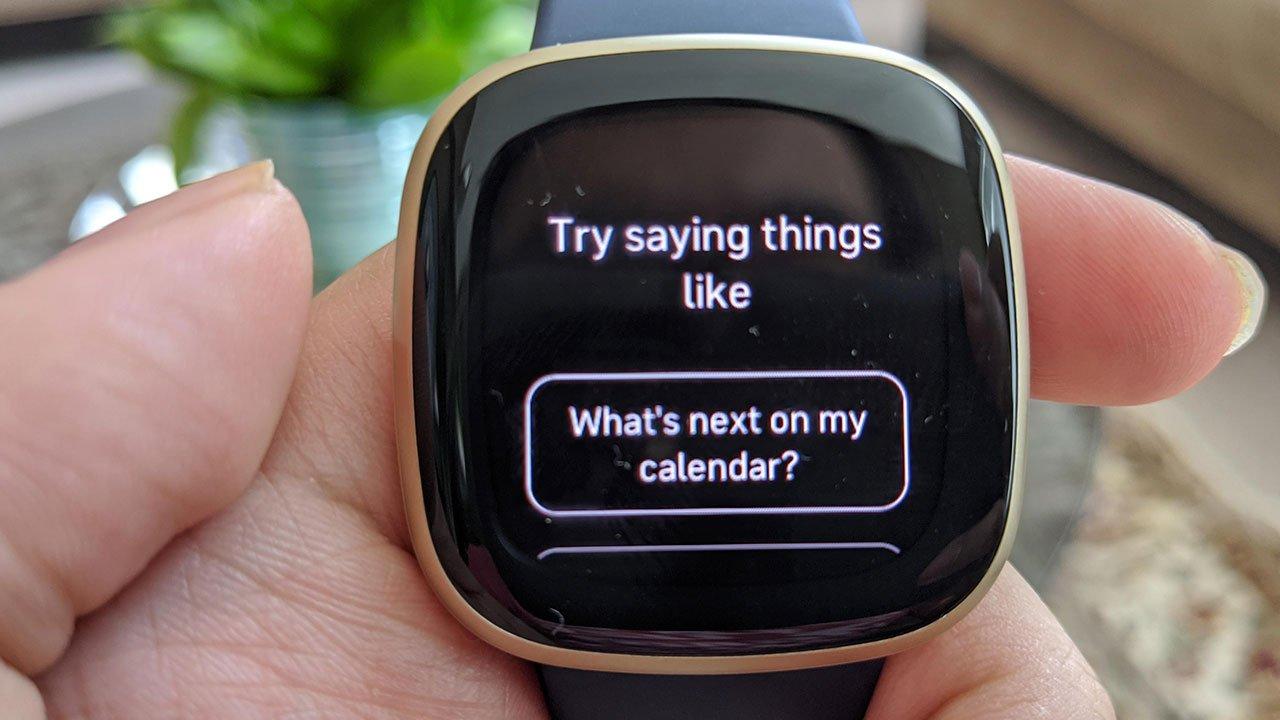 Fitbit Versa 3 Smartwatch Review 4