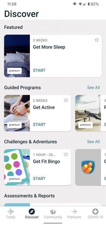 Fitbit Versa 3 Smartwatch Review 7