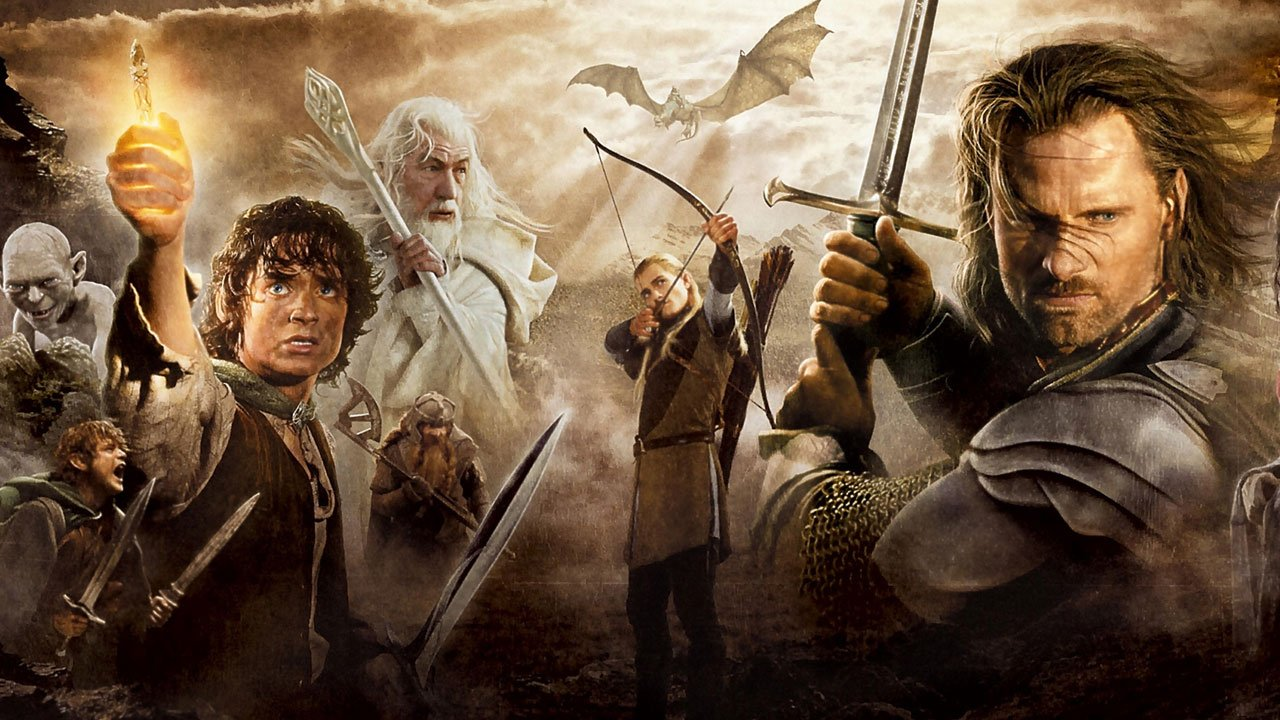Lord of the Rings, The: Motion Picture Trilogy [Blu-ray] Review 2