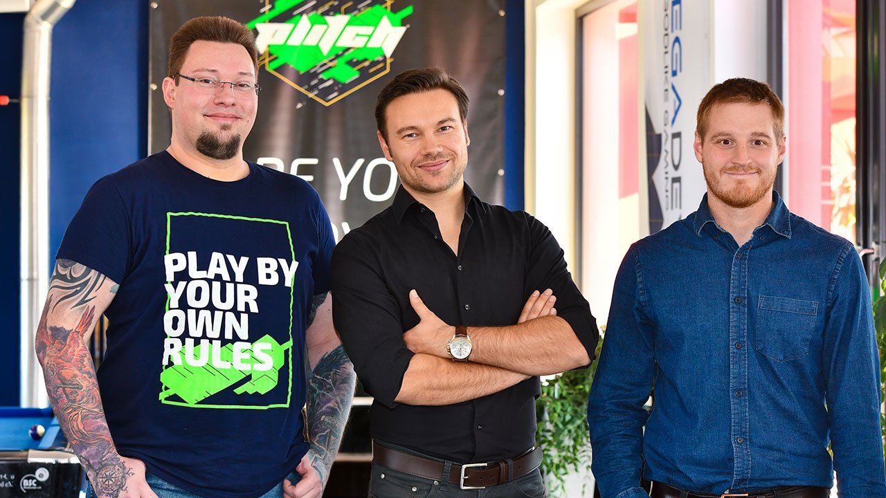 PLITCH Developers MegaDev Secure Series A Funding Round 1