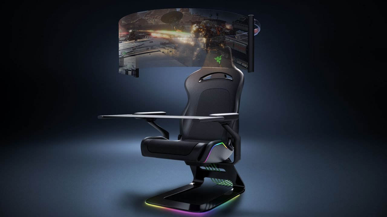 Razer Announces Advanced Peripherals For Gamers And Frontline Health