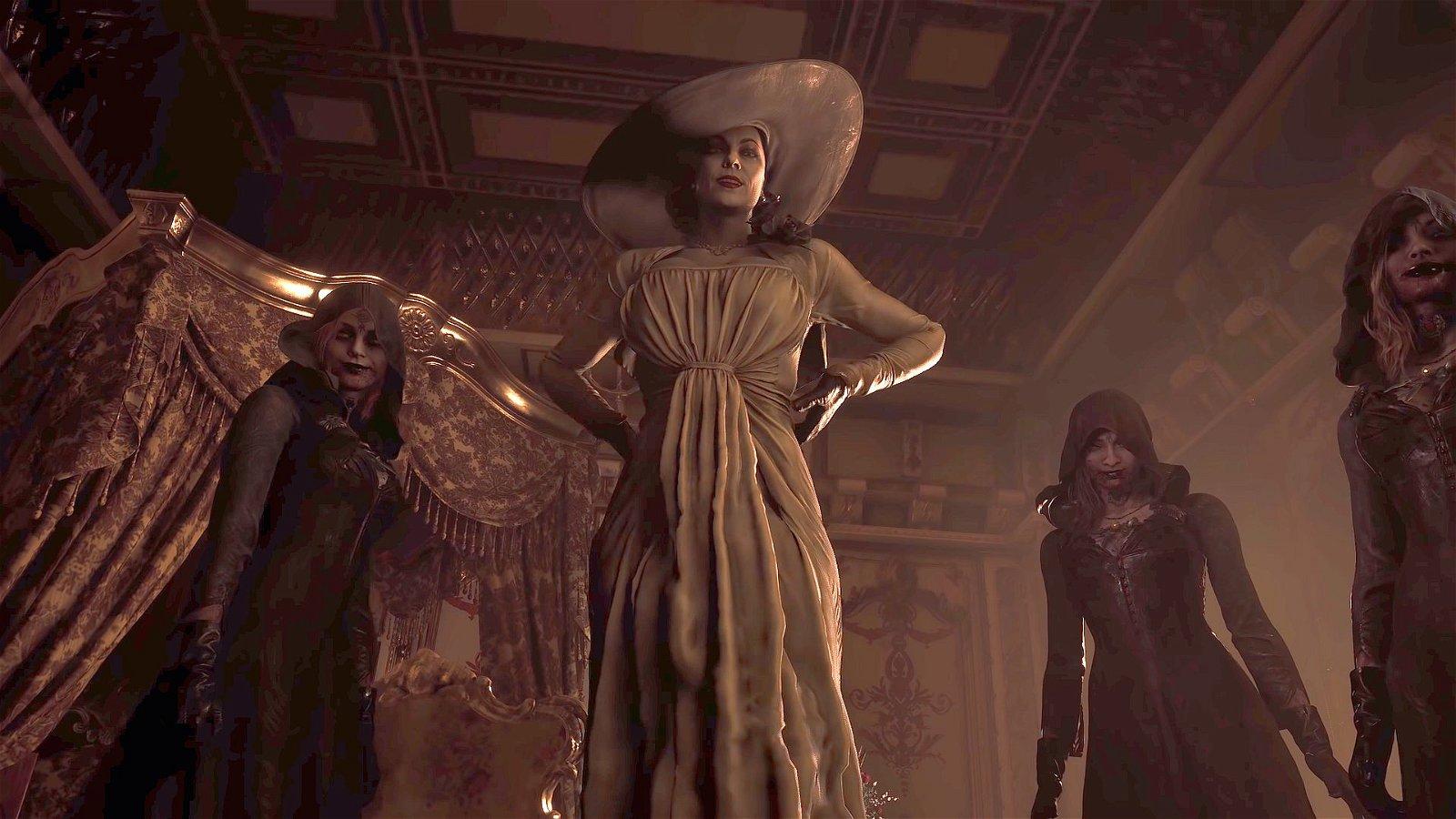 Resident Evil Village Showcase Brings the Van Helsing Vibes