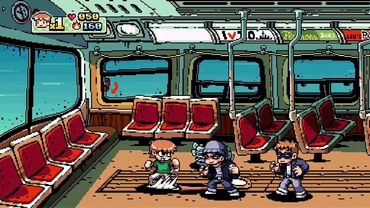 Scott Pilgrim Vs. The World: The Game - Complete Edition Review 3
