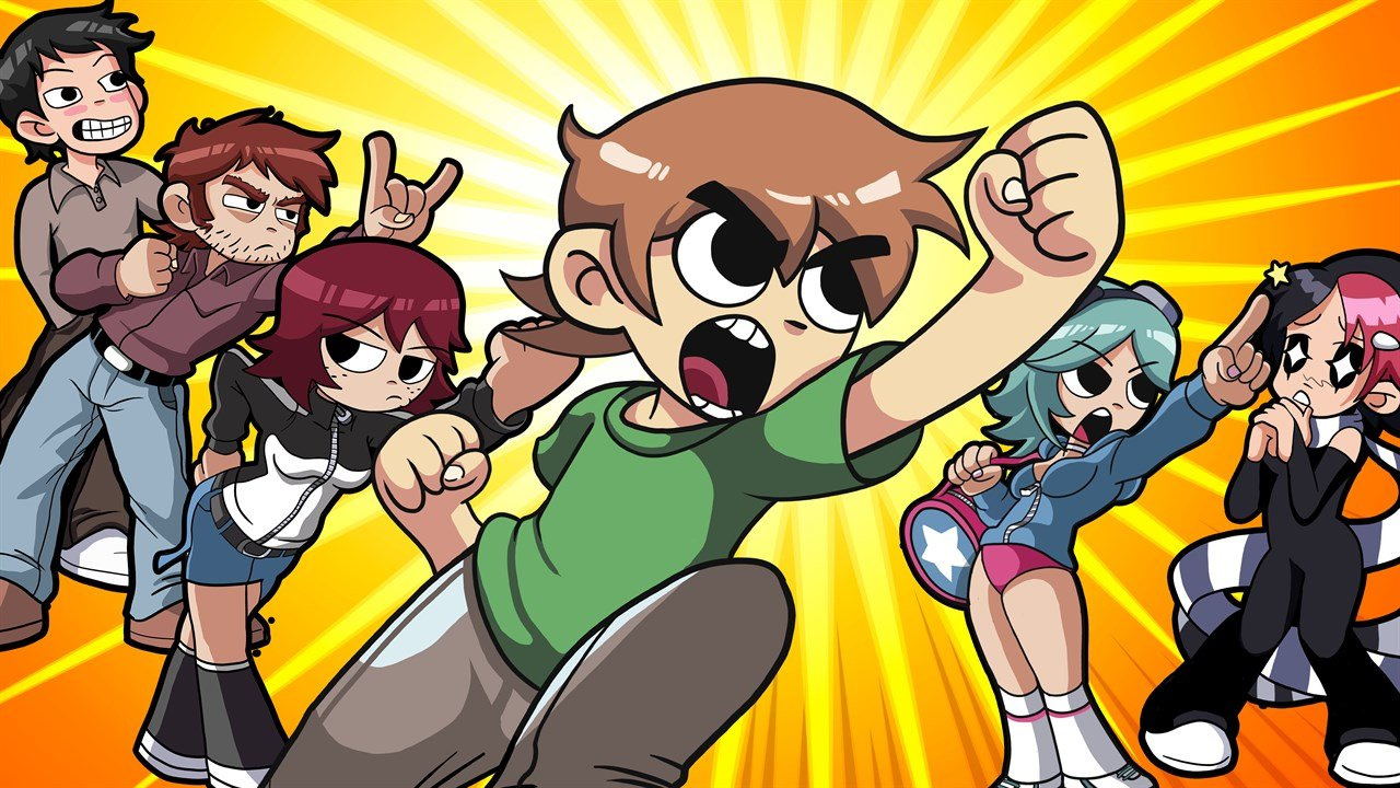 Scott Pilgrim vs. The World: The Game - Complete Edition Review 1