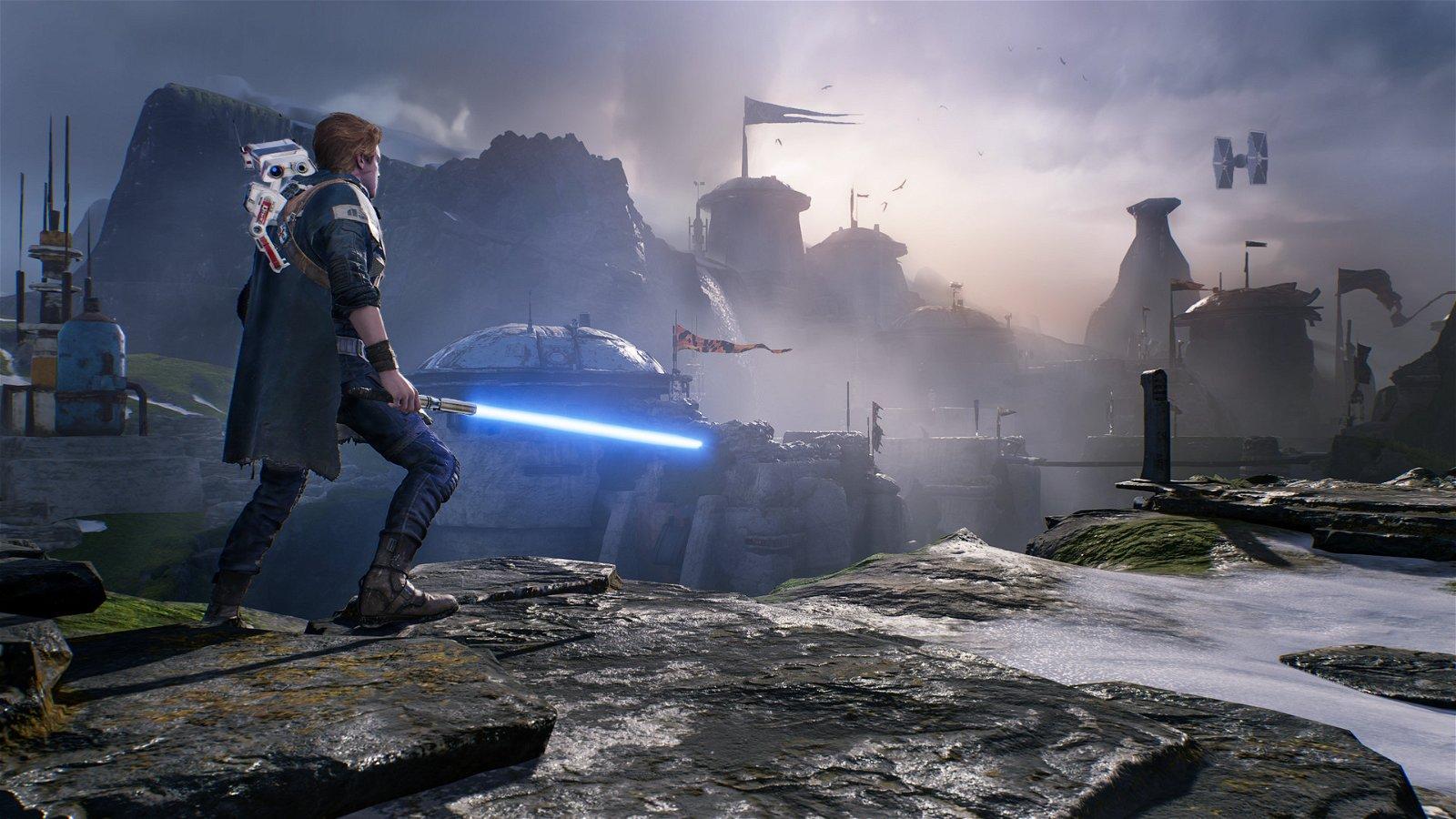 Star Wars Open World Game In Development With Ubisoft's Massive Entertainment
