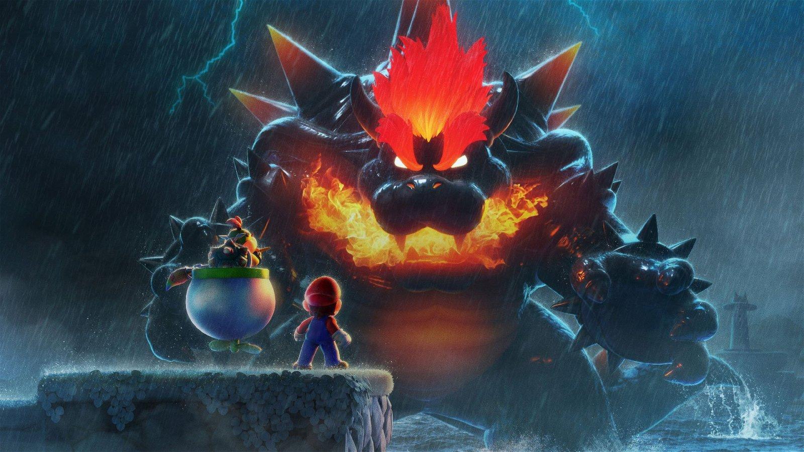 Super Mario 3D World Reveals Bowser's Fury 1