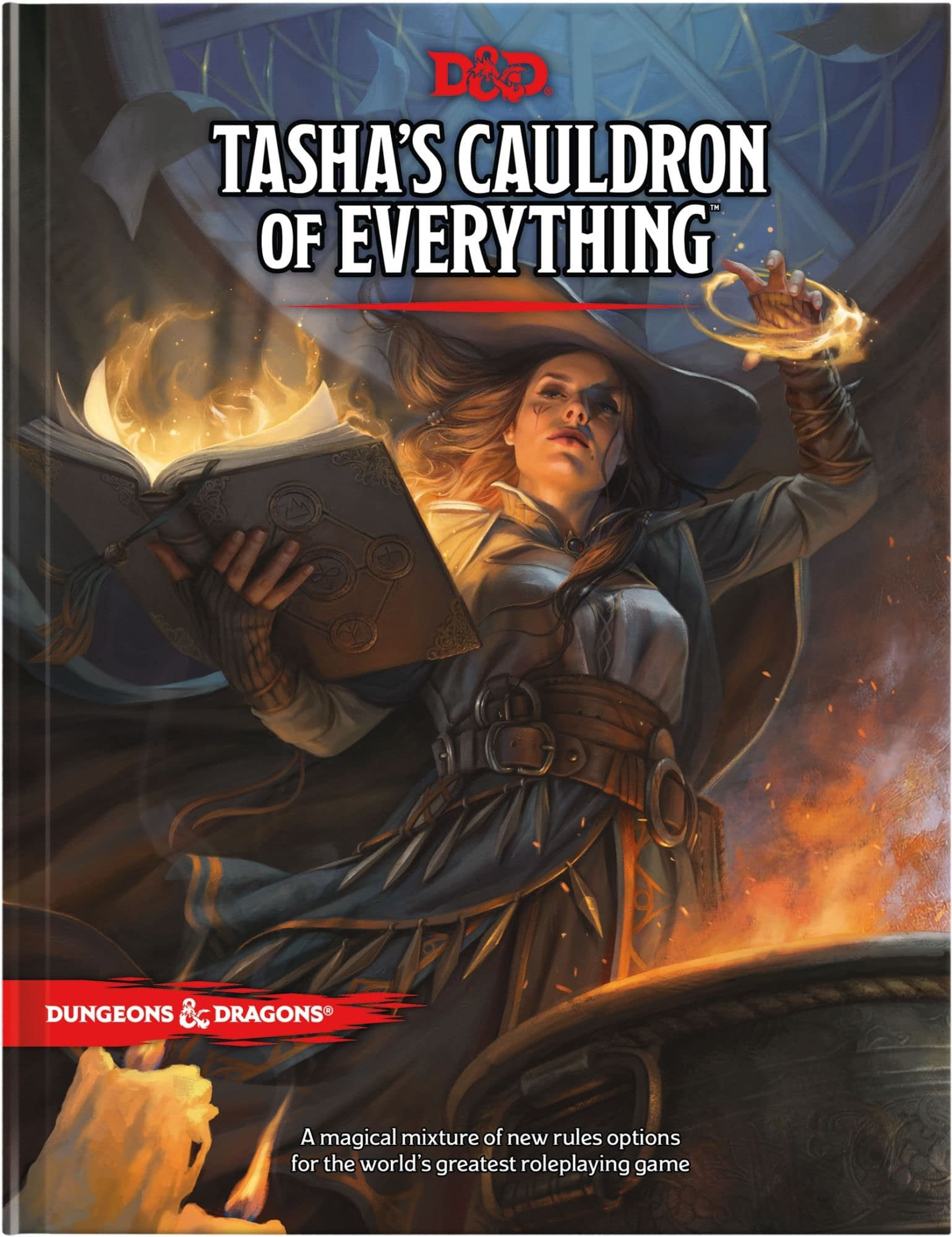 Tasha's Cauldron of Everything (Dungeons & Dragons 5th Edition) [Roll20] Review 2
