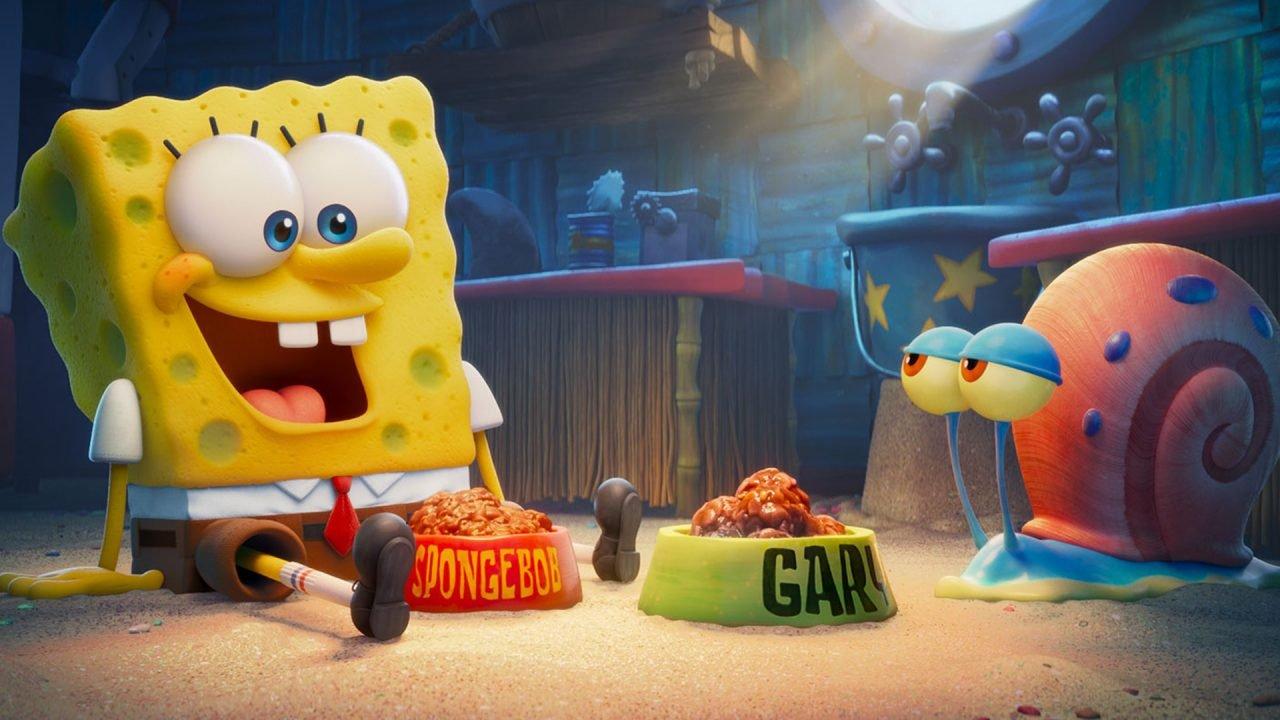 The Spongebob Movie: Sponge On The Run (2020) Review