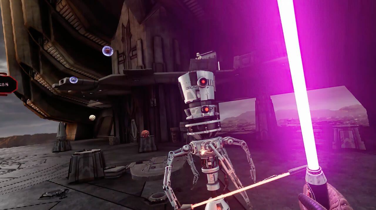 Vader Immortal Vr Dojo Reaches Main Event Venues In The U.s. 2