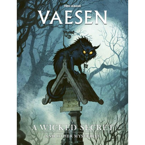 Vaesen: A Wicked Secret and Other Mysteries Review 1