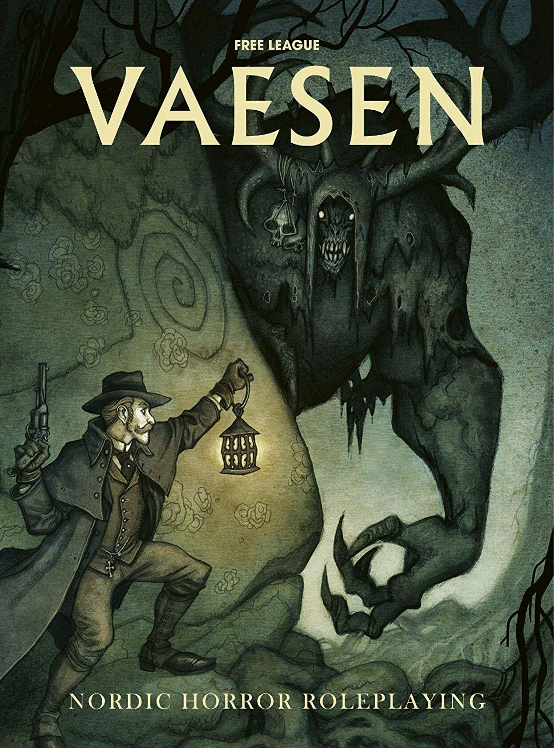 Vaesen : Nordic Horror Roleplaying Review 1