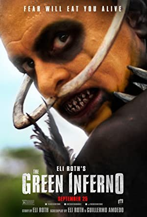 The Green Inferno (2013) Review 3