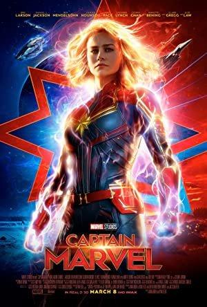 Captain Marvel (2019) Review 3