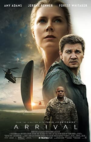 Arrival (2016) Review 3