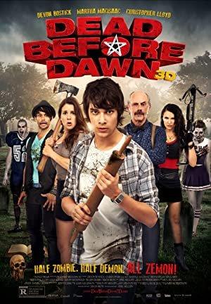 Dead Before Dawn 3D (2012) Review 3