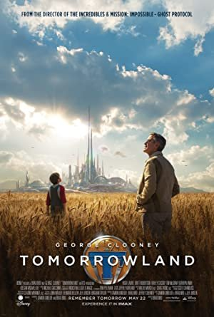 Tomorrowland (2015) Review 3