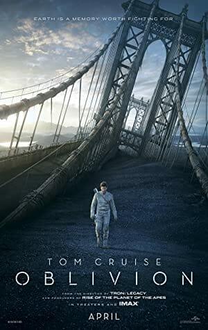 Oblivion (2013) Review 4