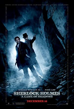 Sherlock Holmes: A Game Of Shadows (2011) Review 3