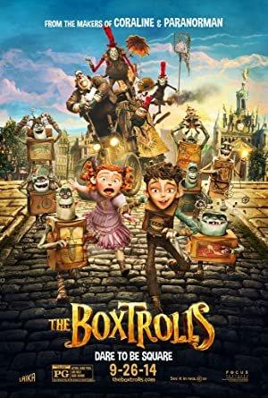 The Boxtrolls (2014) Review 3