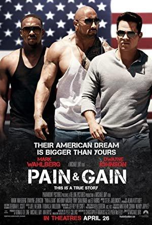 Pain & Gain (2013) Review 4